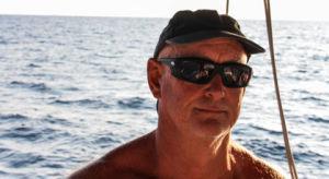 Dominique skipper du location voilier Corse
