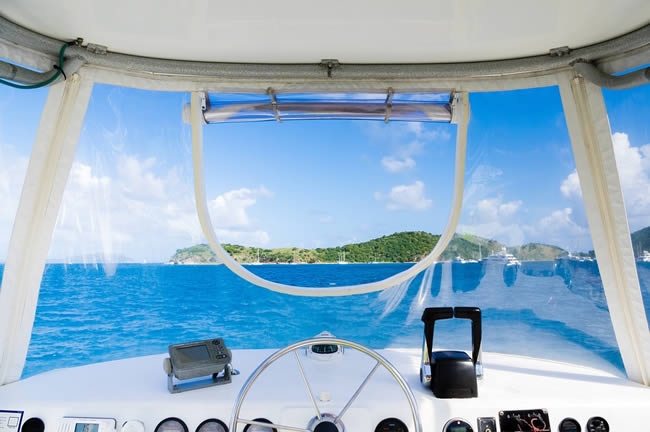 Maldives en Yacht