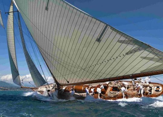 Les voiles d'Antibes 2011 - Class Yacht Club