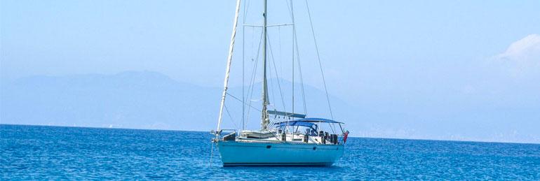 Location voilier Corse - Voilier Luckystar
