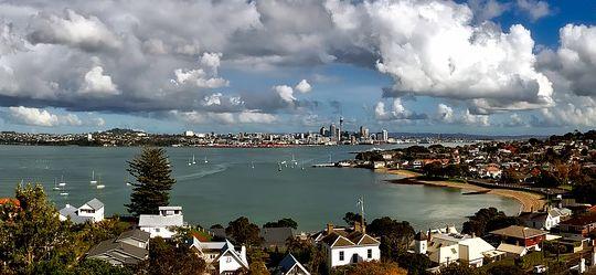 Nouvelle-Zélande en bateau